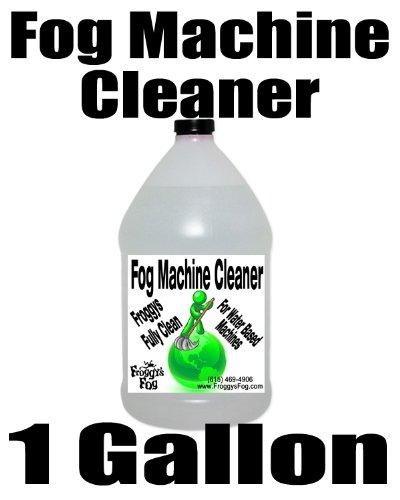 Make A Machine Fog (Fog Machine Cleaner Fluid - Froggys Fully Clean - 1)