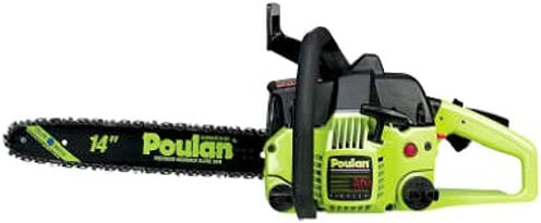 Amazon.com: Poulan/Weed eater p3314 802026 14-Inch 33-cc Gas ...
