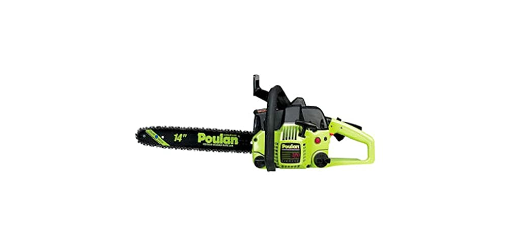 where are poulan chainsaws made