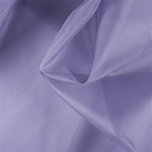 Amethyst Silk Organza, Fabric By the (Amethyst Fabric)