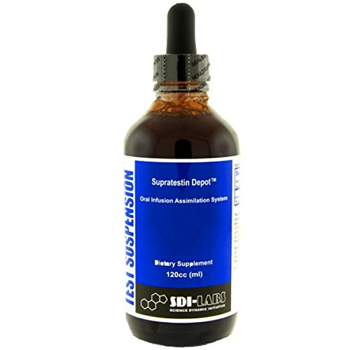 Test Suspension, Fat Burner, Testosterone Booster, Cutting Agent, Strength. (120 ml)