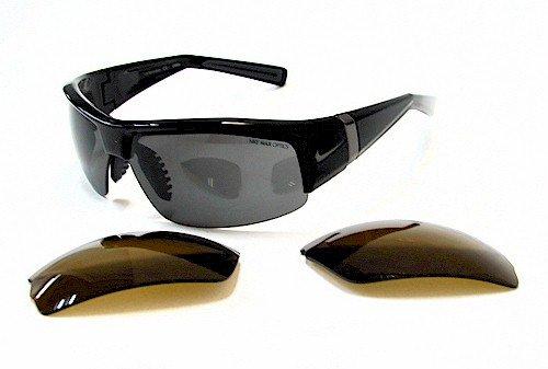 e7a9290892e3 Nike SQ EV0560 Sunglasses EV-0560 Black 001 Shades: Amazon.co.uk: Clothing
