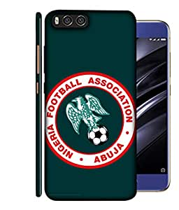 ColorKing Football Nigeria 05 Green shell case cover for Xiaomi Mi A1