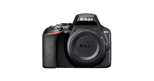 Amazon.com: Nikon D3500 DSLR Camera Body Only (modelo ...