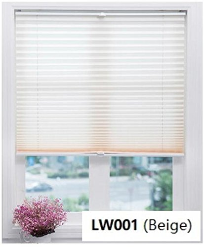 Hypermoderne Amazon.com: karlleo-curtain Top-Down/Bottom-Up Window Pleated YM-11