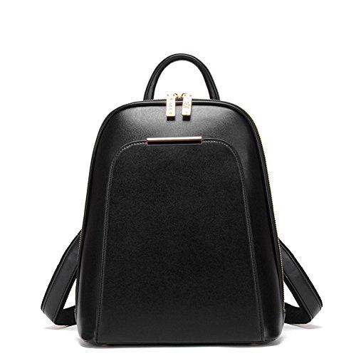 Cartable Backpacker noir Cartable à Cartable Sac Dos Cartable Houyediyi qwZ5fg