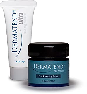 Dermatend Ultra Skin Tag Removal System Removes Up To 15 Skin