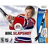 NHL Slapshot Bundle Wii (Videogame Software)
