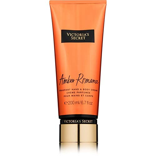 - Victoria's Secret Hand & Body Cream, Amber Romance, 6.7 Ounce