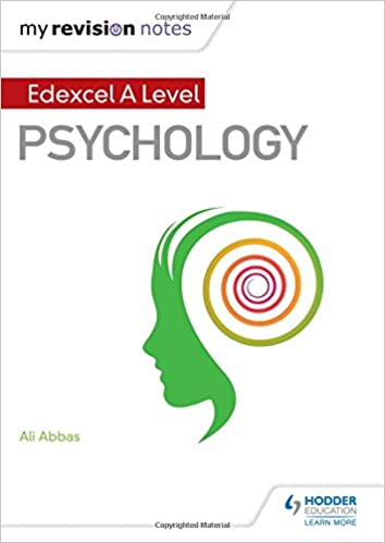 My Revision Notes: Edexcel A level Psychology: Amazon co uk