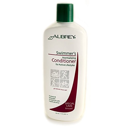 Aubrey Organics - Swimmers Conditioner, 11 fl oz liquid Aubrey Organics Hair Conditioner