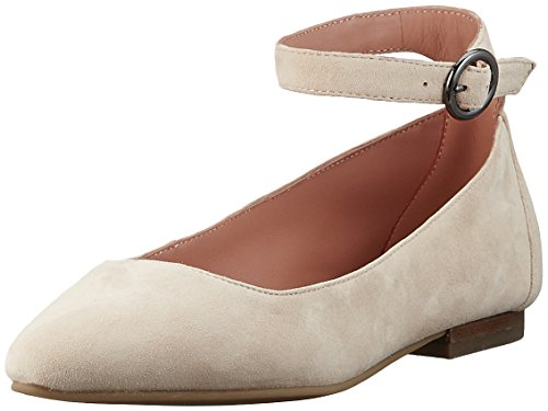 70714003002307 Rot Rose Punta O'Polo Ballerine Chiusa Light Donna Marc 1R5YwqTA
