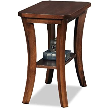 amazon com leick furniture boa collection solid wood narrow