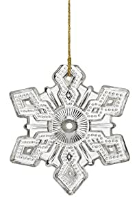 Amazon.com: Marquis by Waterford ® Annual Snowflake ...
