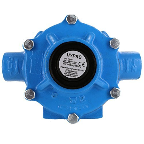 Hydraulic Pump Piston (Hypro 7560C Cast Iron 8-Roller Pump (7560C))