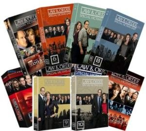 Law & Order: Special Victims Unit, Seasons 1-10