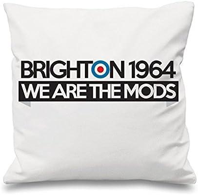 Amazon.com: Tribal T-Shirts Brighton 1964 somos los Mods 18 ...