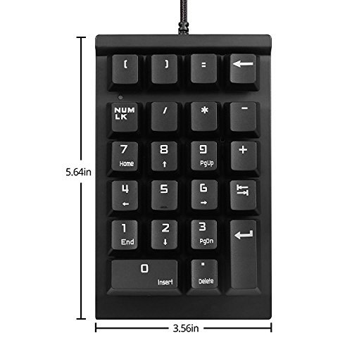 Mechanical Numeric Keypad Desktop Computer product image