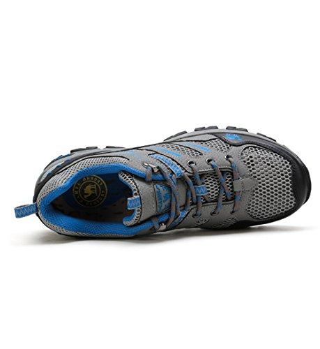 Sneaker Allacciata Uomo Cammello Casual Colore Grigio Taglia 39 M Eu