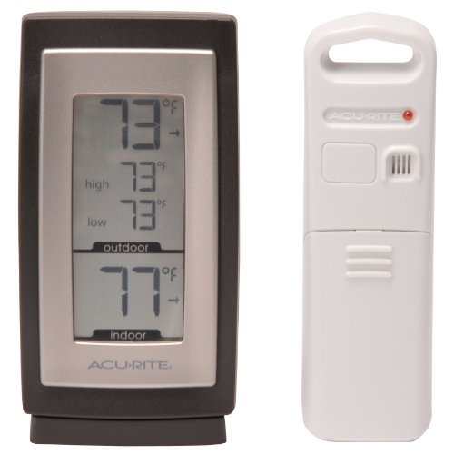AcuRite 00831A2 Digital Thermometer Temperature