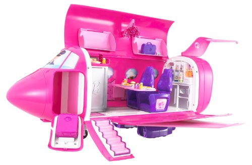 Barbie Glam Vacation Jet by Barbie