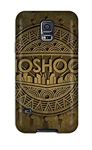 Excellent Design Bioshock Case Cover For Galaxy note4