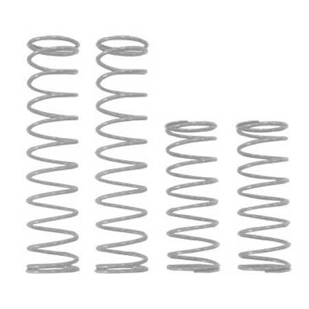OFNA Racing Shock Spring, White, Hard: CRT.5 by OFNA Racing