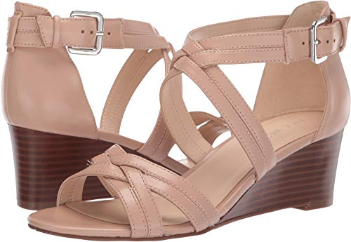 (Nine West Womens Praline Barely Nude 5.5 M)