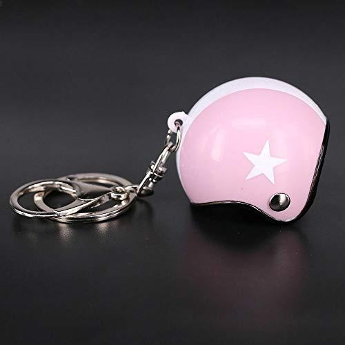 Disco Ball Keyrings - Gift Motorcycle Helmets Bags Key Ring
