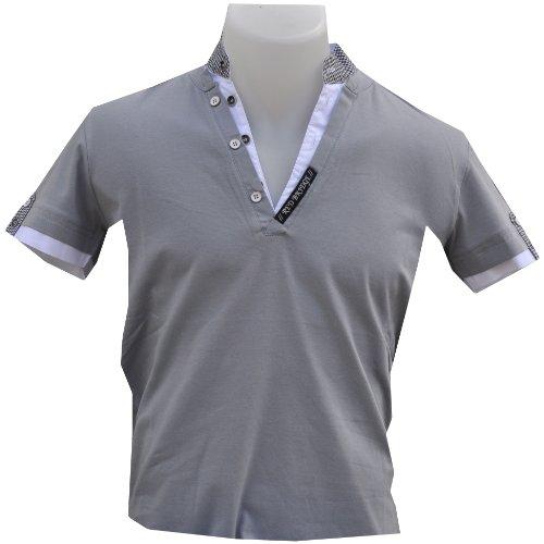 Redbridge Herren T-Shirt Grau Gr XL
