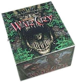 (WarCry CCG: Base Set Booster Box)