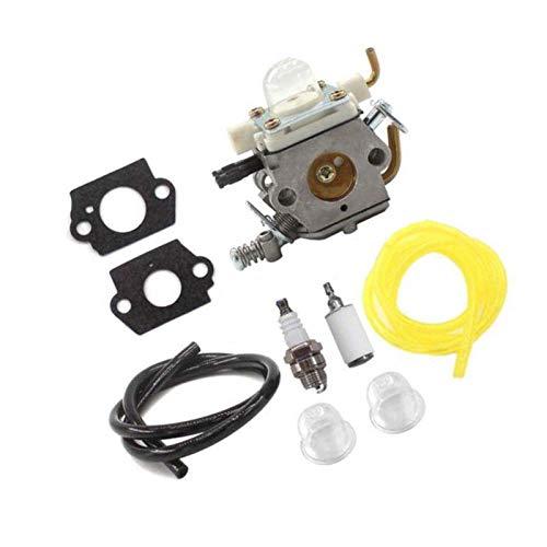 FidgetKute New Carburetor Kit Replacement for Echo PB-250 Leaf Blower Walbro WTA-33-1 Carb