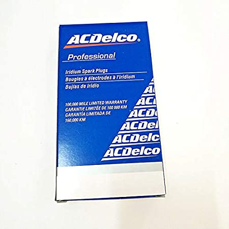 Amazon.com: Replacement Set of 8 Compatible For AC Delco 41-993 Iridium Spark Plugs 19256067 US Stock: Home Improvement