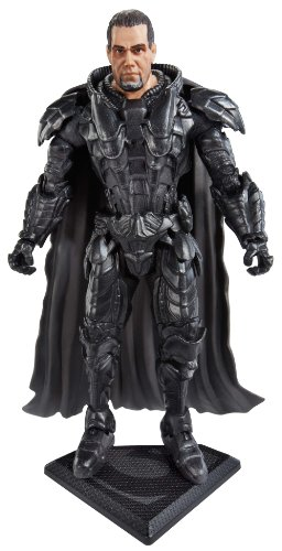 - Man of Steel Movie Masters General Zod with Kryptonian Armor