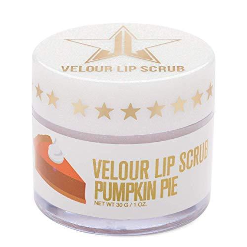 Jeffree Star Cosmetics Velour Lip Scrub, Limited Edition Holiday 2018, Pumpkin Pie by Jeffree Star Cosmetics