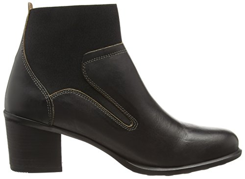 Black 000 Boots Ankle Women's Black London Ilam327fly Fly 0PwHYfAY