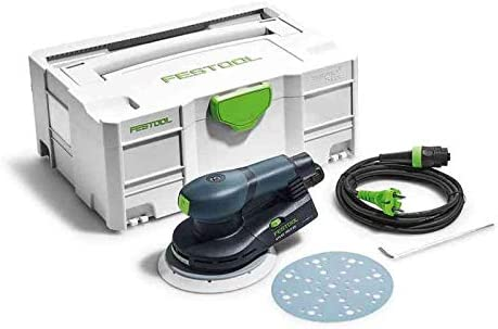 Festool 575039 ETS EC 150 3 EQ Random Orbit Sander