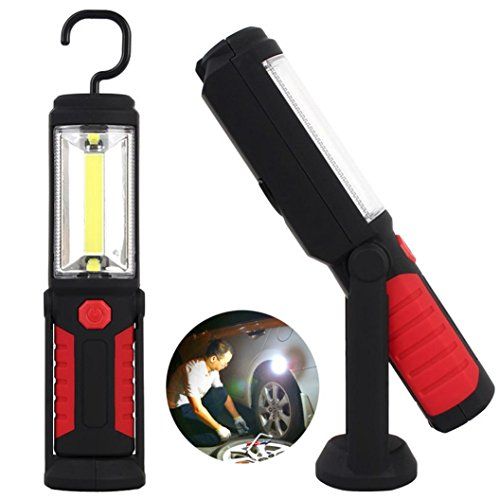 usstore led inspection lamp torch flexible rotating work. Black Bedroom Furniture Sets. Home Design Ideas