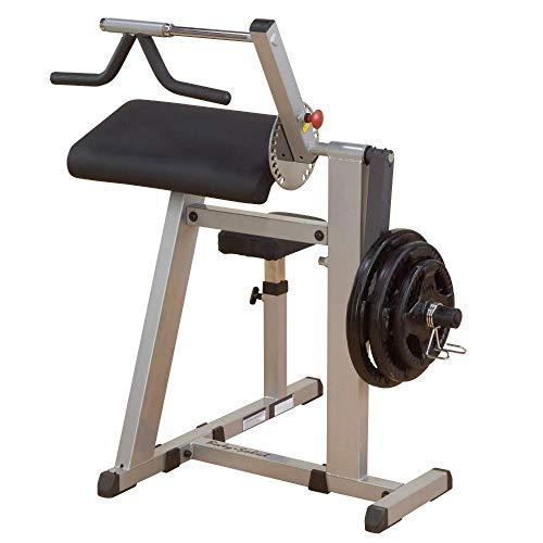 Body-Solid Cam Series Biceps and Triceps Machine (GCBT380) (Best Bicep Routine For Size)