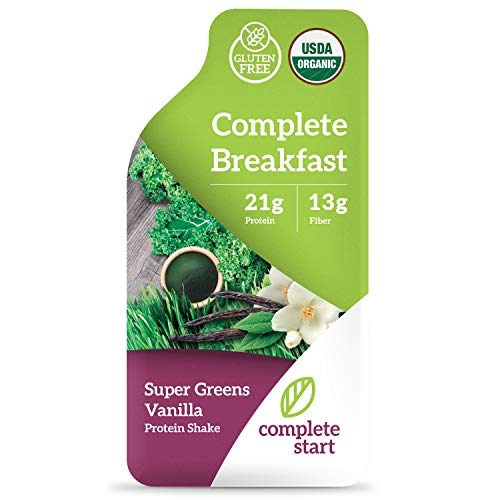 Greens Powder Superfood   Meal Replacement Shake   Gluten Free Weight Loss, Greens Supplement   USDA Organic, Dairy Free, Non-GMO, Vegan, Plant-Based Whole Foods (List Of Foods That Have Dairy In Them)