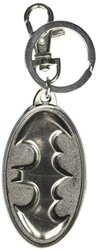 (New Batman Brass metallic Key Chain Key Ring)