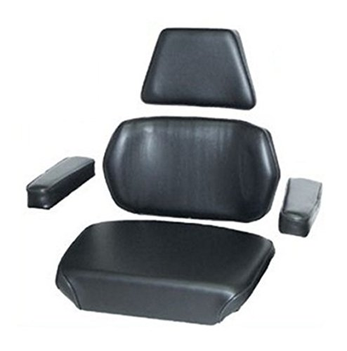 New Case Agri-King Tractor 4pc Seat Cushion Set 770 870 970 1070 1090 1170 1175+ (King Tractor)