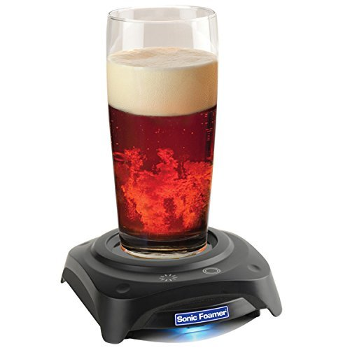 Beer Aerator - Sonic Foamer Uses Sound Waves To Release The Ultimate Aromatic Experience While Creating The Perfect Beer Head by Sonic Foamer (Image #1)