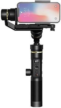 SEXTT 3 Ejes de vídeo de Mano DSLR cámara estabilizador de ...