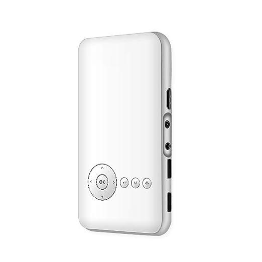 Proyector inteligente de WiFi móvil, Proyector inteligente de ...