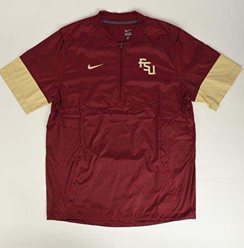 (Nike Florida State Seminoles FSU 2016 Sideline Apparel Hot Jacket (Large))