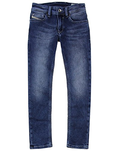 Diesel Boys' Slim-Skinny Jogg Jeans Sleenker-J-EL Jjj, Sizes 8-16 - (Diesel Kids Jeans)