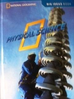 National Geographic Science Grade 3 Big Ideas Book Physical Science by Randy Bell (2010-07-08)
