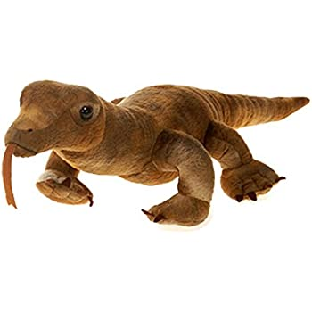 Amazon Com Komodo Dragon Plush Stuffed Animal Toy By Fiesta Toys
