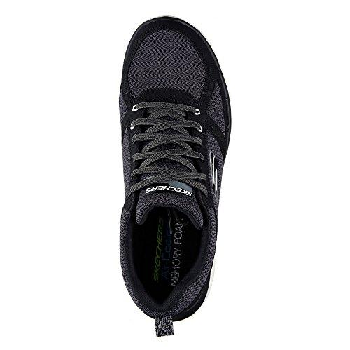 Skechers Flex Advantage 2.0 - Zapatillas Hombre BKW
